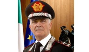 Il Comandante Generale dell'Arma dei Carabinieri  Gen.C.A. Tullio Del Sette in visita a Vercelli e alla caserma di Santhià
