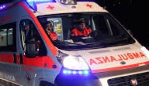 Incidente stradale: motociclista in gravi condizioni