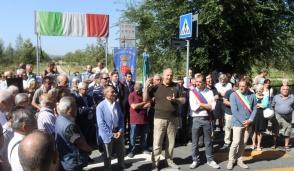Settimo, inaugurato il parco intitolato a Enrico Berlinguer