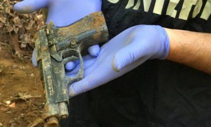 Trovata la pistola del gassinese De Filippi accusato dell'omicidio di Gloria Rosboch