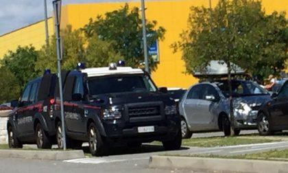I carabinieri antiterrorismo pattugliano il nostro territorio