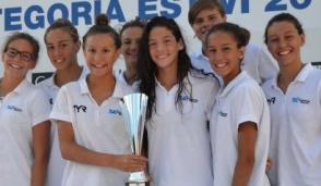 Le nuotatrici della Dynamic Sport sono campionesse italiane