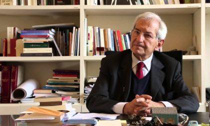 Malore per l'ex presidente della Camera, Luciano Violante
