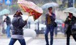 Meteo, allerta gialla per temporali a Chivasso