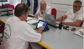 Terremoto nel Reatino, anche l'Anpas Piemonte pronta alla partenza