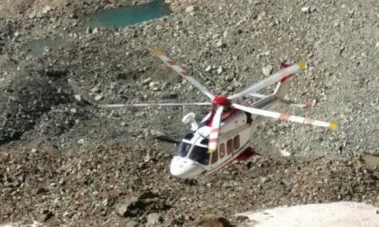 Un alpinista precipata mentre sale al Monviso: è morto
