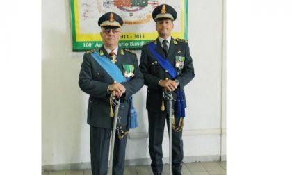 Vercelli, Guardia di Finanza, arriva il colonnello Mario Palumbo al Comando Provinciale