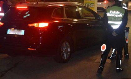 Ai 147 km/h in corso Grosseto, all'autista una multa da mille euro