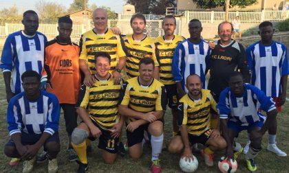 Calcio solidale: la partita coi richiedenti asilo