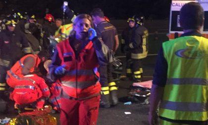 Camion killer sull'A4, arrestato l'autista: era ubriaco