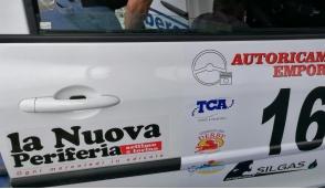 Corre veloce la Nuova Periferia al Rally Team 971