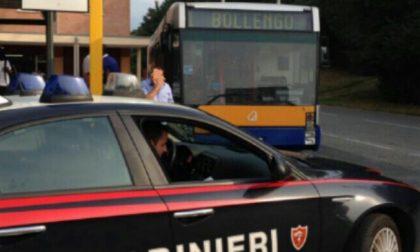 Scattano controlli dei carabinieri sugli autobus in Canavese