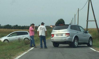 Scontro sulla strada per Caluso, traffico in tilt e studenti bloccati