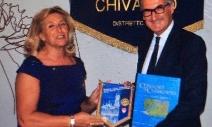Teatro Stabile, il presidente Gancia protagonista al Rotary