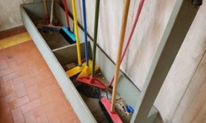 A Brandizzo per pulire al cimitero bisogna portarsi la scopa da casa