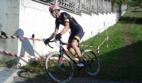 A Rivalba è in corso il Ciclocross del Tartufo