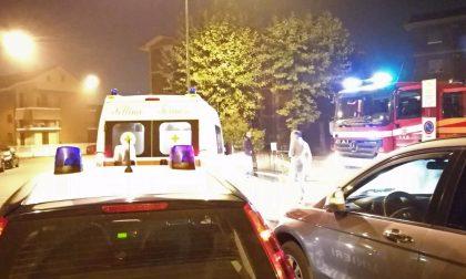 Incendio al Villaggio Fiat: a fuoco un alloggio in via Novara