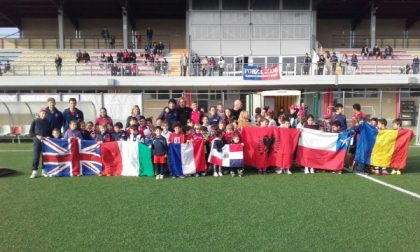 Un centinaio di bambini alle prime olimpiadi gassinesi