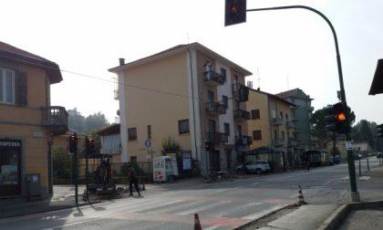San Mauro, si accendono le telecamere del semaforo di via Torino