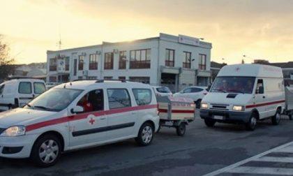 Settimo, cinque volontari della Croce Rossa a Ceva per aiutare gli alluvionati