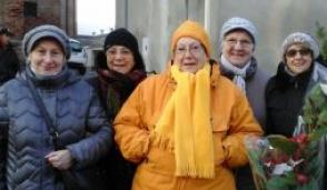 A Livorno volontari in piazza per aiutare l'Ail