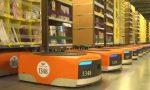 Amazon arriva a Torrazza con robot intelligenti e 1200 posti di lavoro