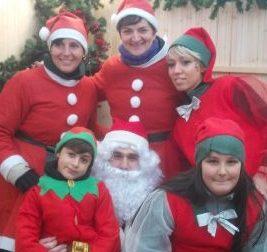 Babbo Natale arriva sabato 17 dicembre