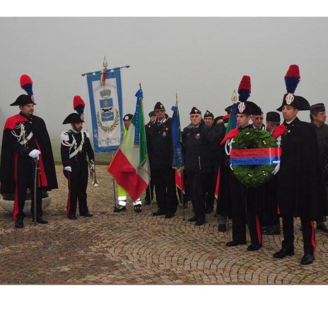 Elicottero Costo : Cerimonia in ricordo dei carabinieri morti elicottero