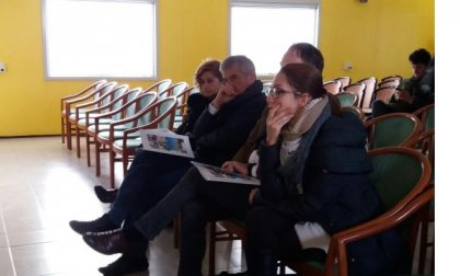 Settimo, Chiamparino in visita al centro Fenoglio