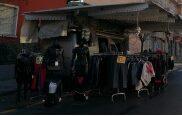Settimo, chiusa via Torino: ci sono le bancarelle del mercato