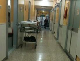 Allestimento di un'area modulare di degenza extra ospedaliera con letti di Terapia Intensiva e Subintensiva