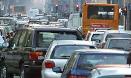 Blocco del traffico per le auto Euro 3
