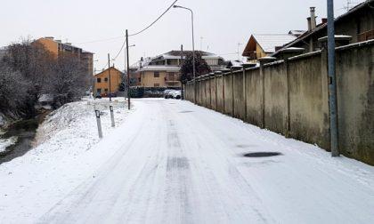 Brandizzo tra neve e ghiaccio, Deluca bacchetta Merlo
