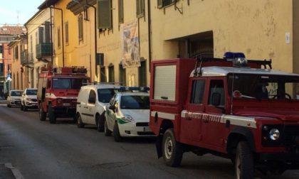 Chivasso, fuga di gas in centro città
