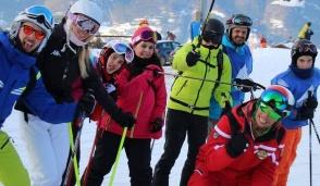 Domenica si scia sul Monterosa