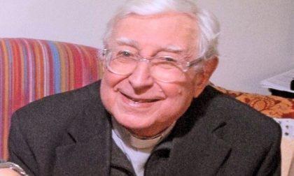 Morto don Guido Mazza, Fontanetto e Trino in lutto