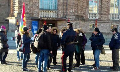 Venaria, sciopero alla Reggia: arrivano anche i carabinieri