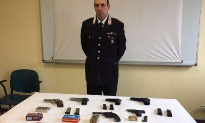 Detenzione abusiva di armi e ricettazione: arrestato 31enne di Caluso