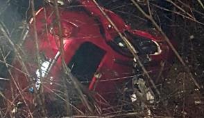 Grave scontro tra due auto: traffico in tilt tra Castagneto e San Raffaele