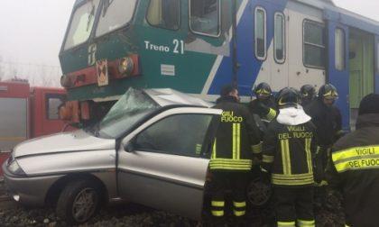 Incidente ferroviario tra Montanaro e Rodallo