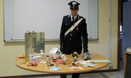 San Mauro, diciannovenne arrestato per detenzione ai fini di spaccio