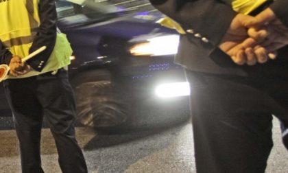 """Tre automobilisti positivi all'alcoltest """"pizzicati"""" dalla Municipale"""