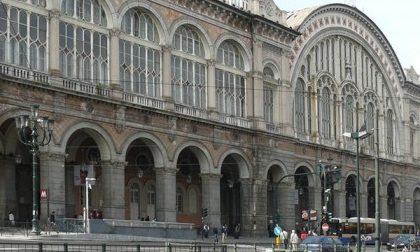 Allarme bomba nella stazione di Torino Porta Nuova