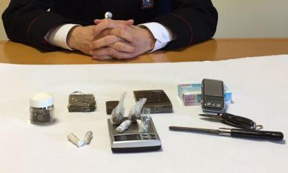 Ragazza arrestata per possesso di droga