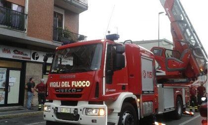 Incendio: in fiamme un Taxi gpl