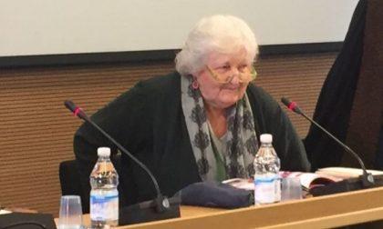 La castagnetese Anna Peyron protagonista di un incontro sulle rose cinesi