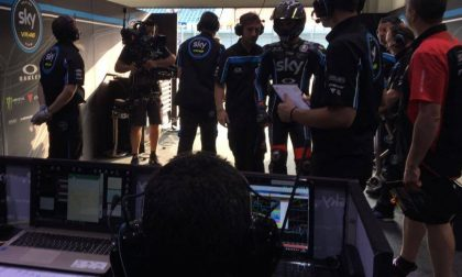 Pecco Bagnaia, esordio in Moto2 al Gp Qatar