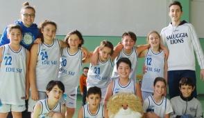 Saluggia, prima sconfitta per gli Aquilotti 2006