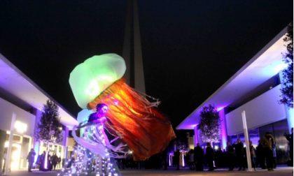 Settimo, la storia del Torino Outlet Village è iniziata con una festa esclusiva e uno spettacolo di luci e colori