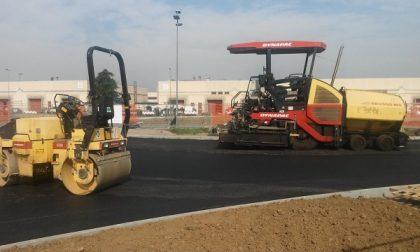 Settimo, nuovo cambio di viabilità in via Torino per il cantiere stradale